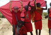 Puzzle Rencontre Masai