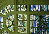 Puzzle Londres R.A.F. Club vitrail