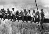 Puzzle 1932 New York Gratte Ciel