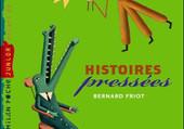 Puzzle Histoires pressées de Bernard Friot