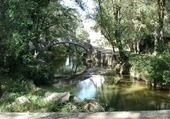 pont dans le Gard