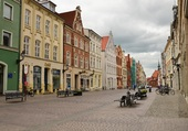 Ancienne ville de la DDR