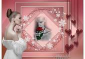 une femme amoureuse