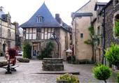 Puzzle Rochefort-en-terre