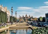 Barcelone - Montjuic