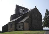Eglise d'Andelat (Cantal)