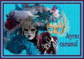 joli masques de carnaval