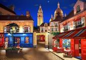 Puzzle Paris la nuit
