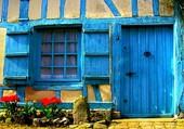 Maison à colombages
