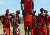 Puzzle Danse masai