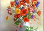 Puzzle Fleurs de printemps