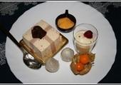 Un délicieux dessert