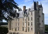Château de Montpoupon vallée de la Loire