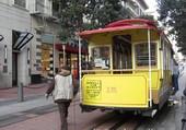 A San Francisco, le cable-car