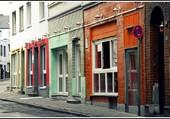 Petite rue à Aix-la-Chapelle