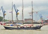 Puzzle Port de Hambourg
