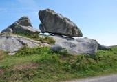 Rochers en Bretagne