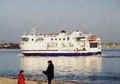 Le ferry de l'île de Groix