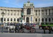 Puzzle Vienne....Petit tour en calèche