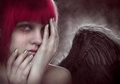 Puzzle Ange qui pleure