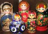 Puzzle poupées russes