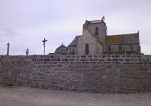 Eglise de Barfleur (Normandie)