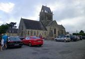 Eglise de Sainte Mère Eglise (Cotentin)