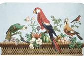 Puzzle perroquets