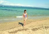 vacances avec Lili-Rose