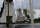 Pont transbordeur près de Kiel