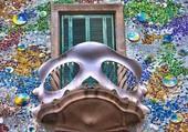 Barcelone - la Casa Batlo