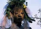 Jeune femme de l'Omo
