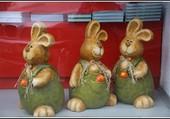 Les 3 petits lapins.