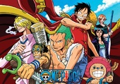 one piece équipage =)