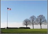 Au cimetière Américain