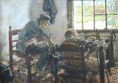 l'atelier du cordonnier