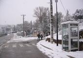 neige à Carces