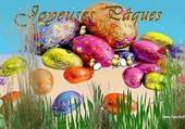 Puzzle Joyeuses Pâques !