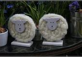 Puzzle Les 2 petits moutons
