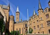 Puzzle château des Hohenzollern