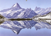En Suisse ( Alpes Suisses )
