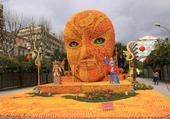 Menton fêtes du citron2015