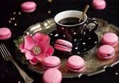 pti dej en noir et rose