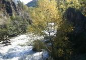 Rivière des PYRENEES