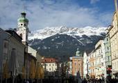 Centre ville Innsbruck