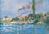 Puzzle Bord de Seine
