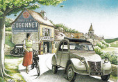 Puzzle Affiche pub Dubonnet