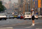 femme police en chine