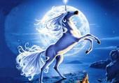 La licorne de la Lune