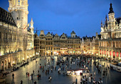 Grand place Brussel
